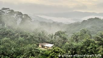 Ortschaft Luvungi Provinz Nord-Kivu Kongo