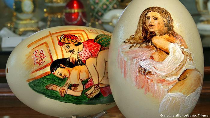 Яйцо как символ плодородия