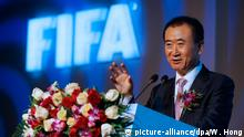 China Wanda Group - Vorstandsvorsitzender Wang Jianlin
