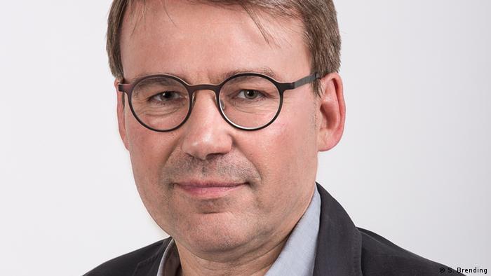 Herbert Brücker VWL Professor und Arbeistmarktforscher (S. Brending)
