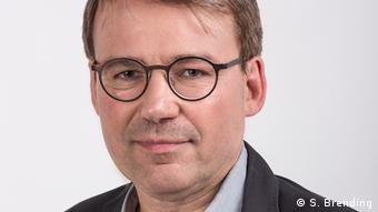 Herbert Brücker VWL Professor und Arbeistmarktforscher