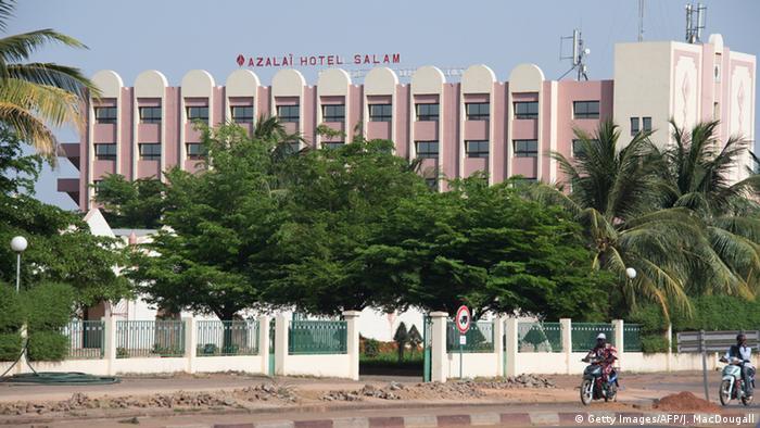 Azalai Hotel Bamako Mali