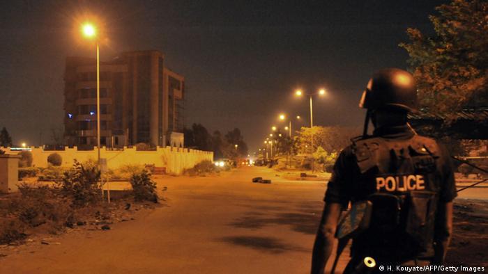 Mali Angriff auf EU-Ausbildungslager in Bamako