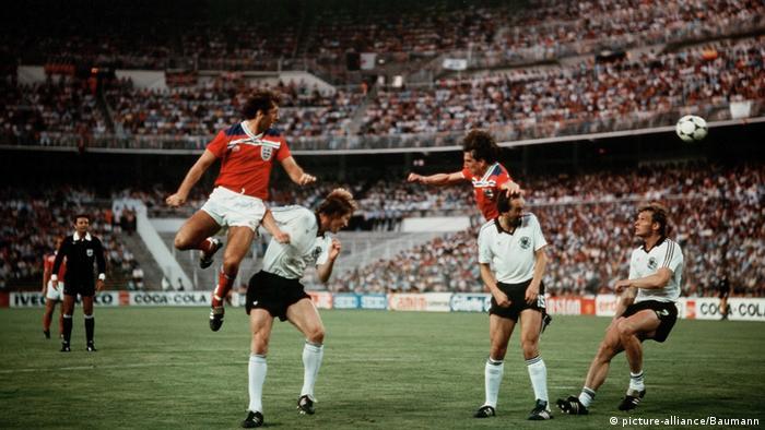 West Germany - England 1982