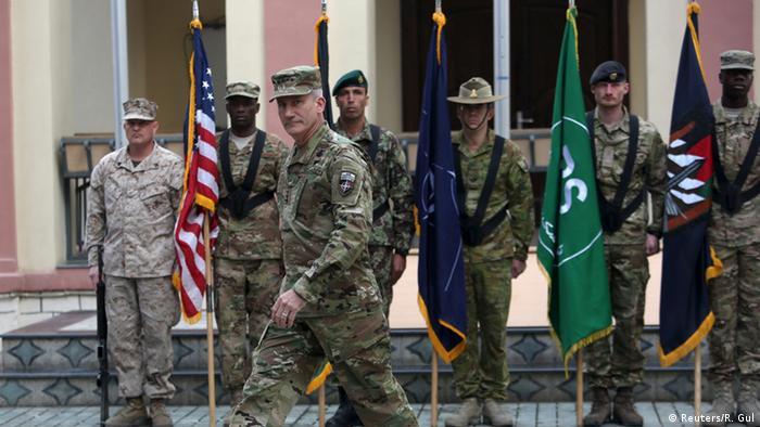 USA Afghanistan John Nicholson General