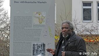 Deutschland Berlin Afrikanisches Viertel 2
