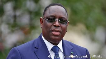 Macky Sall Präsident Senegal