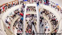 Symbolbild Einkaufszentrum