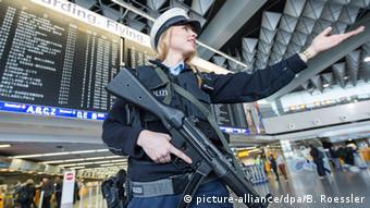 Άλλη μια σύλληψη έγινε στη Γερμανία στον σιδηροδρομικό σταθμό του Γκίσεν