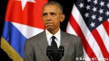 Barack Obama Rede an das kubanische Volk Kuba von Barack Obama Gran Teatro de la Habana Alicia Alonso