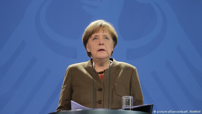Анґела Меркель (архівне фото)