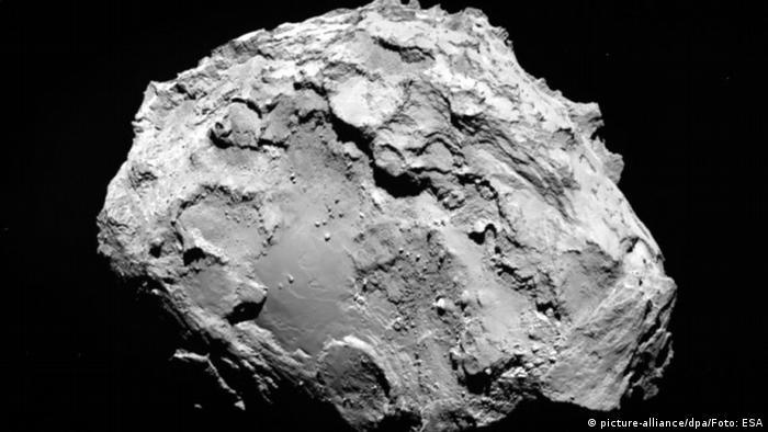 Komet 67P/Churyunomv-Gerasimenko