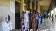 Senegal Referendum