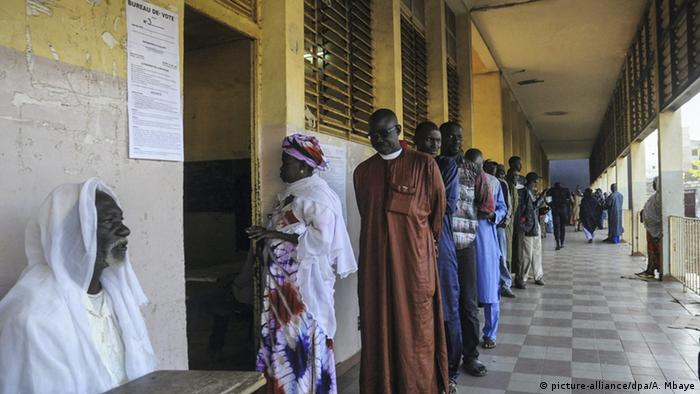 Senegal Referendum (picture-alliance/dpa/A. Mbaye)