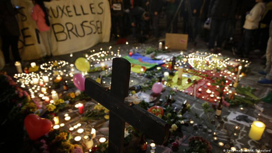 +++Live-Ticker: Trauer um Terroropfer von Brüssel +++