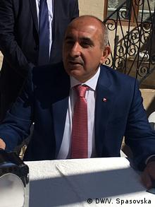 Kilis Mayor Hasan Kara