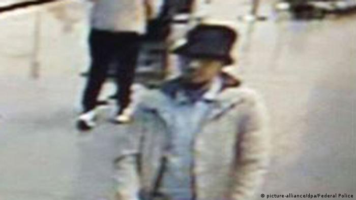 El hombre del sombrero, Mohamed Abrini.