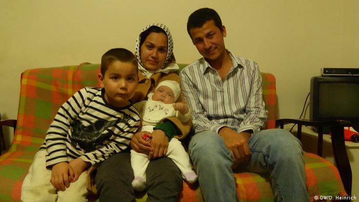 Türkei Familie Huseyni