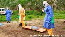 Guinea Ebola in Dubreka
