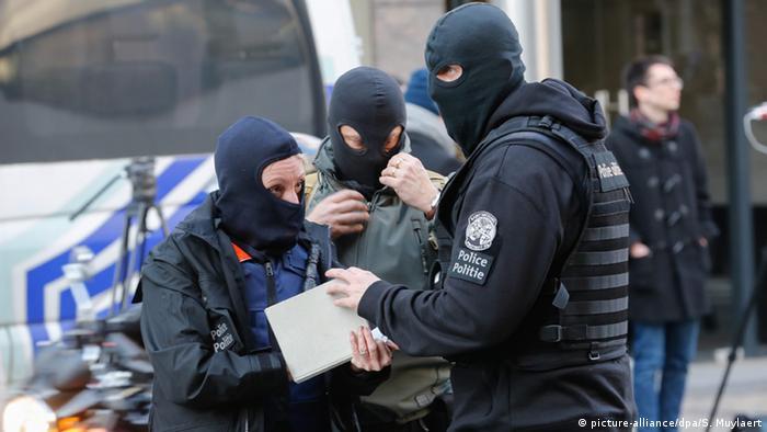 Se reabre en Bruselas el barrio de Schaerbeek tras doce horas acordonado