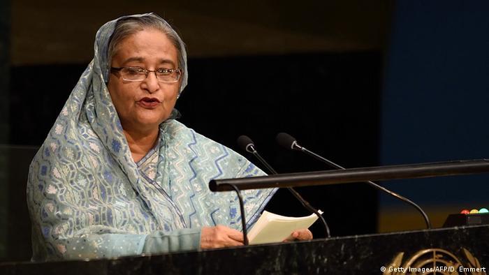 Bangladesch Sheikh Hasina Premierministerin