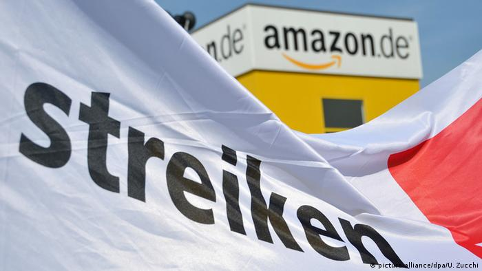 Black Friday: Amazon workers′ union calls strike | News | DW