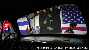 Google Technologiezentrum in Havana Kuba (picture-alliance/AP Photo/R. Espinosa)
