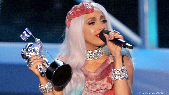 Lady Gaga MTV Video Music Awards 2010