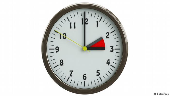 Symbolbild Uhr Sommerzeit (Colourbox)