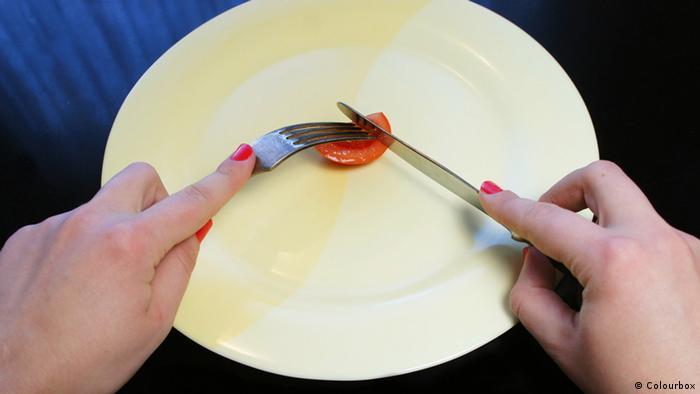 Wie man eine effektive Diät macht