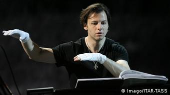 Conductor Teodor Currentzis, Copyright: Imago/ITAR-TASS