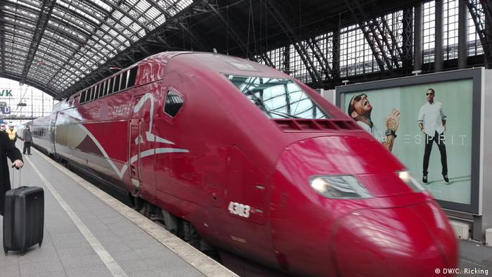A year after the Thalys attack, how has European train security ...