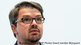 Федеральный прокурор Бельгии Фредерик Ван Лёв