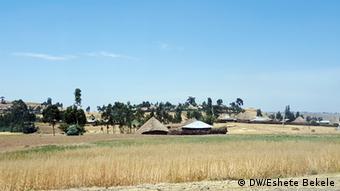 Äthiopien Ackerland