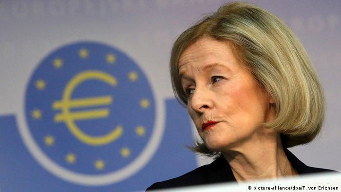 Daniele Nouy Vorsitzende Bankenaufsicht Europäische Zentralbank EZB