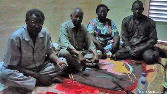 Tschad inhaftierte Bürgerrechtsaktivisten und Regierungskritiker
