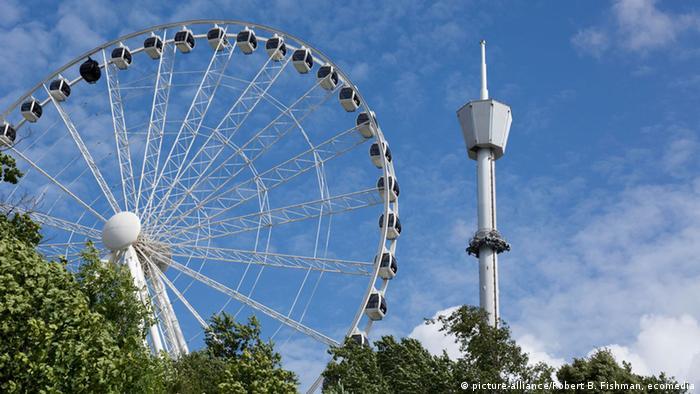 Zehn spektakuläre Freizeitparks in Europa