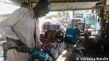 Tansania Workshop in Shinyanga