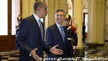 Argentinien US President Barack Obama arrives in Buenos Aires