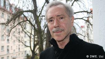 Jürgen Dormagen Lektor beim Suhrkamp Verlag, Copyright: DW/E. Usi