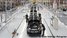 Pressebild Mercedes-Benz startet Pkw-Produktion in Brasilien