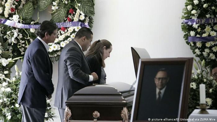 Mexiko ehemaliger Außenminister Fernando Solana gestorben