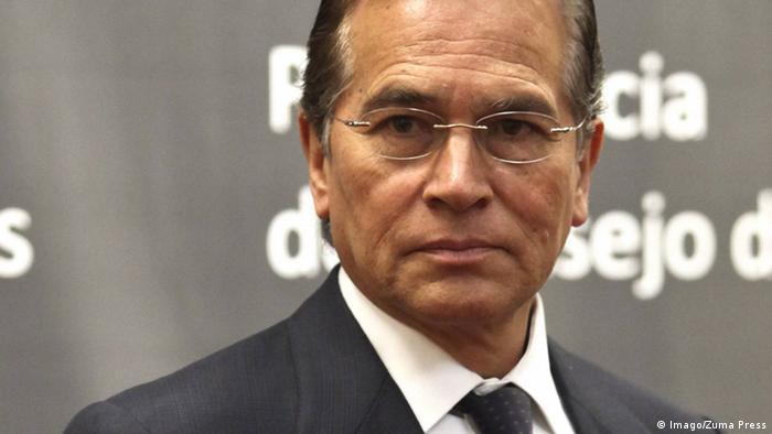 Peru Politiker Vladimiro Huaroc
