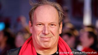 Filmkomponist Hans Zimmer in London (Foto: AP Photo/Rene Macura)