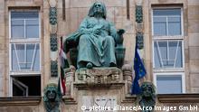 Ferenc-Denkmal vor Franz Liszt Musikakademie