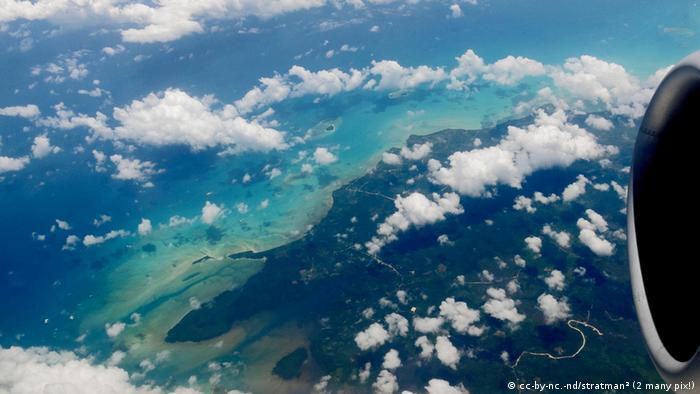 印尼有意与澳大利亚在南中国海联合巡逻