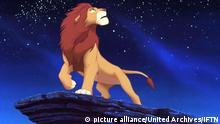 Lion King, The (1994) Simba, der Koenig der Loewen Regie: Roger Allers/Rob Minkoff , Walt Disney/IFTN; Copyright: picture alliance/United Archives/IFTN