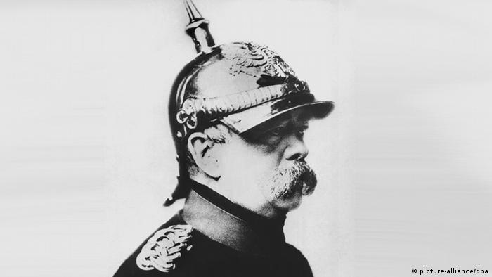 Otto von Bismarck (picture-alliance/dpa)