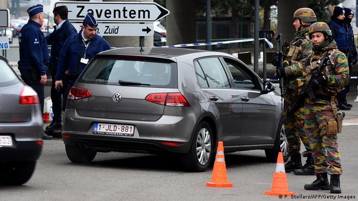 Suche nach dem fünften Brüsseler Attentäter