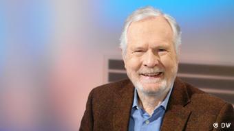 Former German ambassador to Cuba, Bernd Wulffen